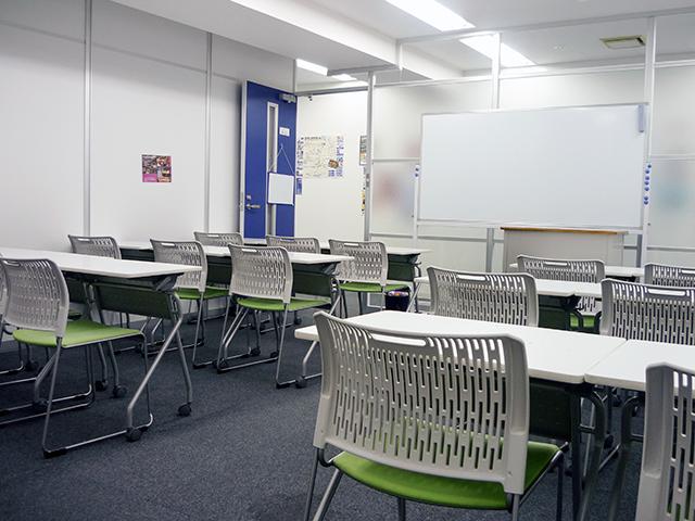 日本東京国際学院 教室