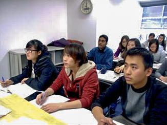 日本東京国際学院 授業風景9